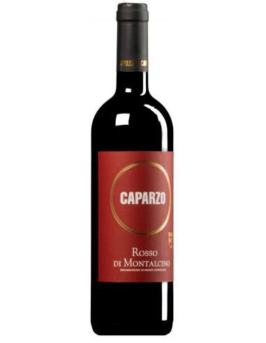 Rosso di Montalcino DOC 2018 (Caparzo)